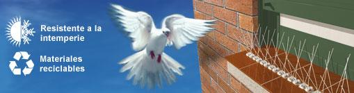 Anti palomas ferreterias - Pinchos para palomas ...